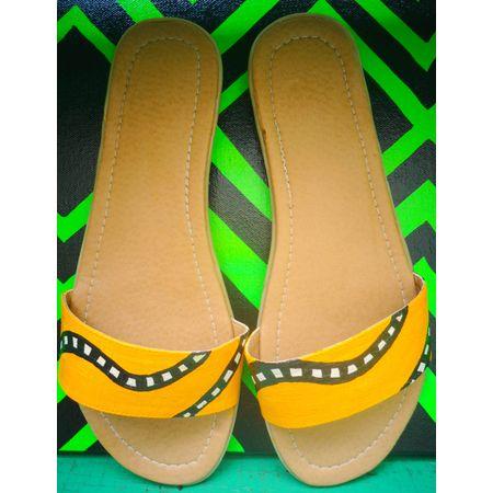 taxi slider sandals