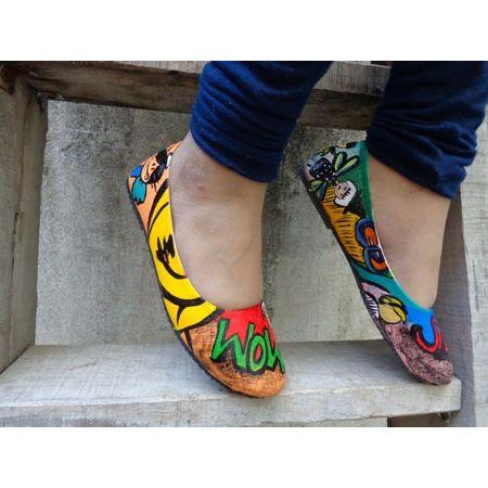 wow shoe