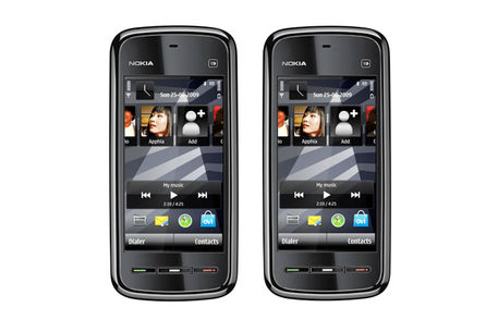 Sale Combo of 2 Nokia 5233 Touch Mobile Phone with 6 Months Warranty