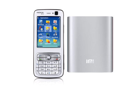 485c85c574e Sale Combo of Nokia N-73 Mobile Phone and iMi Power Bank 10