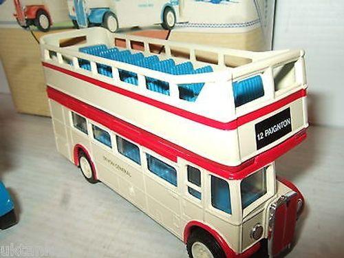 AEC Open Top London Bus