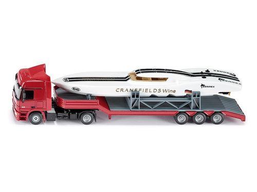 Mercedes Benz Actros Powerboat Hauler