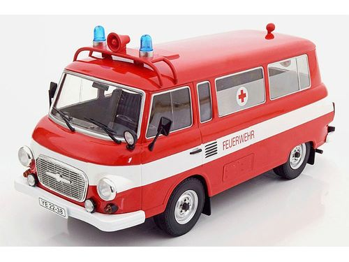 Barkas Fire Dept. Ambulance