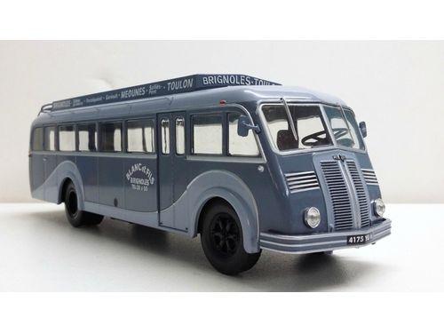 Berliet Intercity Bus