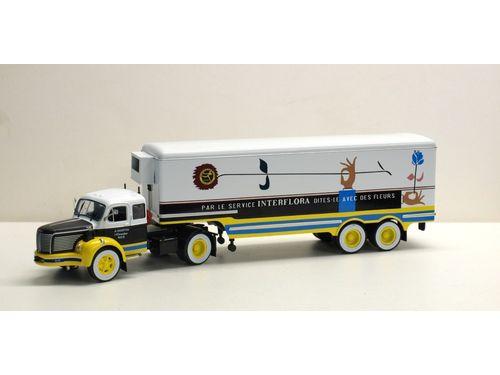Berliet TLR Trailer Truck