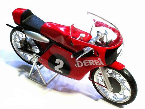 Derbi 125 - Angel Nieto