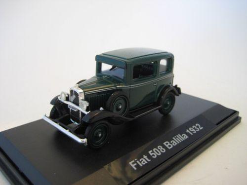 FIAT 508 Balilla - 1932