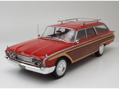 Ford Country Squire with roof