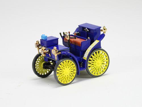 L'eclair Michelin - 1895