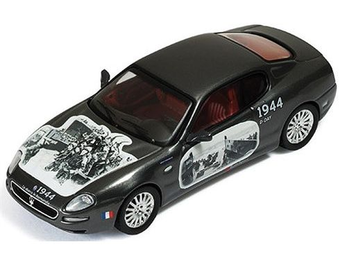 Maserati Coupe Cambiocorsa World War II