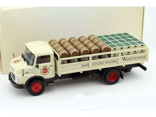 Mercedes Benz L 710 - Warsteiner Beer Truck