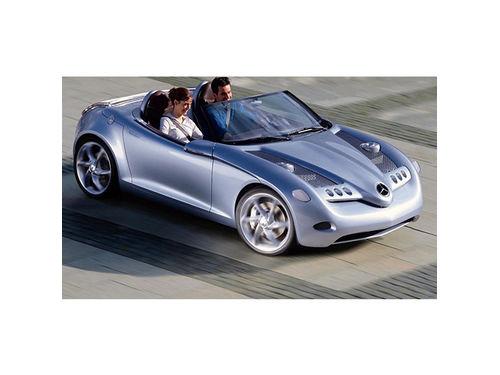 Mercedes Benz Vision SLA