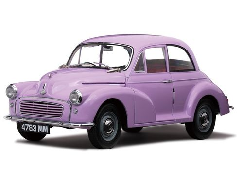 Morris Minor 1000  - One Millionth Car