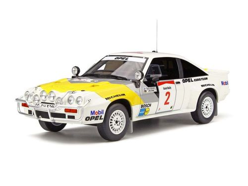 Opel Manta 400 Groupe B