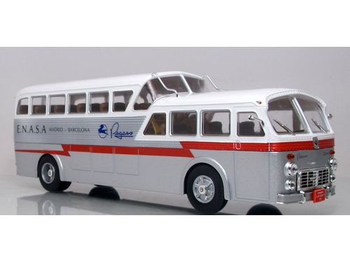 Pegaso Double Deck Bus Coach