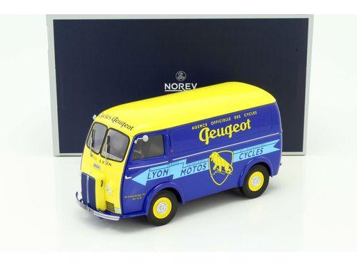Peugeot D4A Van