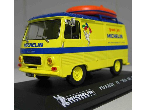 Peugeot J7 Michelin