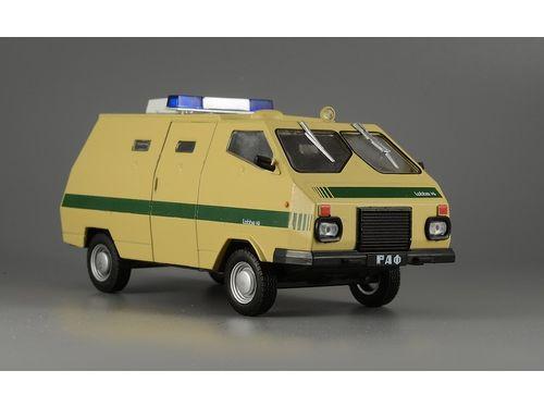 RAF Armoured Van