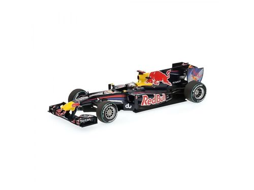 Red Bull RB6 Abu Dhabi GP 2010 – Sebastian Vettel