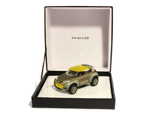 Renault Kwid Concept Car Salon de Bombay - India