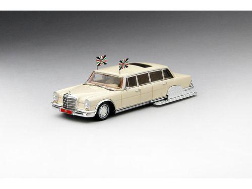 Mercedes Benz 600 Pullman - King Hussein