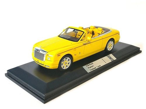 Rolls Royce Phantom Drophead - Bijan Edition
