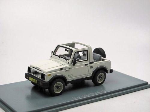 Suzuki SJ 410 - Maruti Gypsy