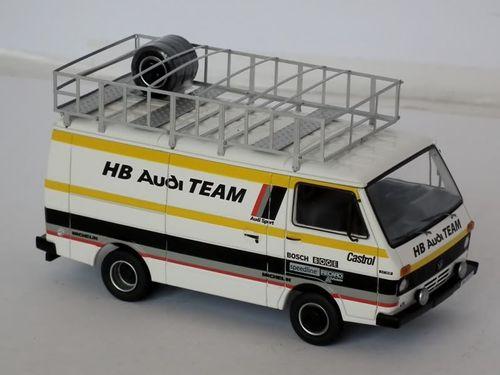 Volkswagen T3 HB Audi Team