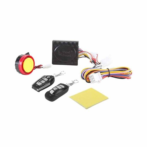 Speedy Riders Scooter / Bike Security Alarm System with Remote