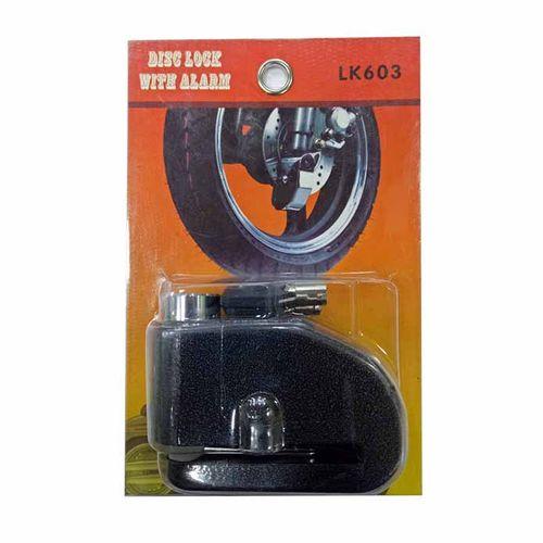 Speedy Riders Premium Quality Disc Brake Lock with Alarm