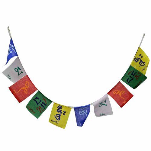Speedy Riders Premium Quality  Ladakh / Tibet Prayer Flags Big Size