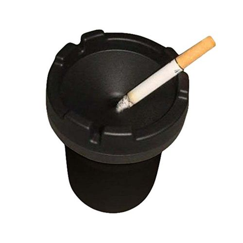 Speedy Riders Car Cigarette Ashtray fits in Glass Holder for All Cars