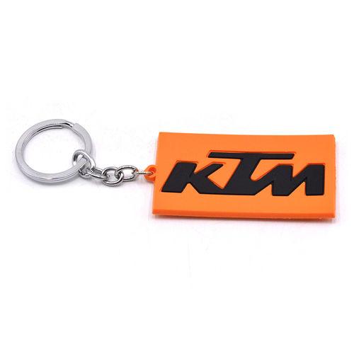 Speedy Riders KTM Rubber Keychain