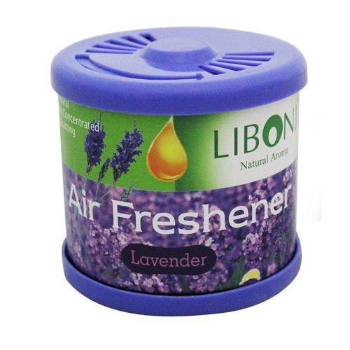 Speedy Riders Liboni Natural Aroma Gel Car Perfume And Air Freshener Lavender