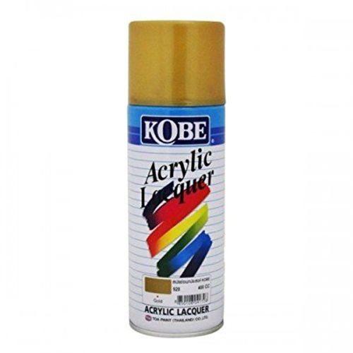 Kobe Car Touchup Spray Paint 400ml Golden Color