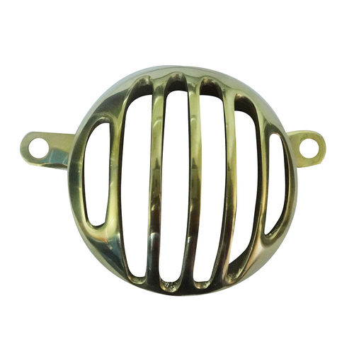 Speedy riders Brass Tail Light Grill for Royal Enfield Classic