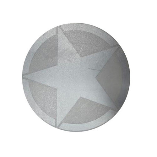 Customized Star Grey Color Sticker for All Bikes