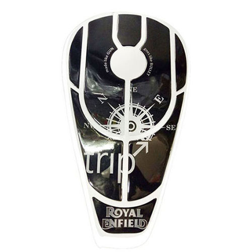 Customized Enfield Bullet Full Big Tank Pad Tank Sticker Protector Pad For Royal Enfield
