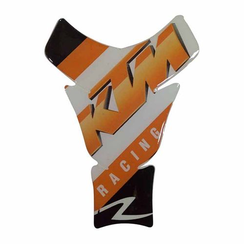 Customized Tank Pad Sticker For KTM