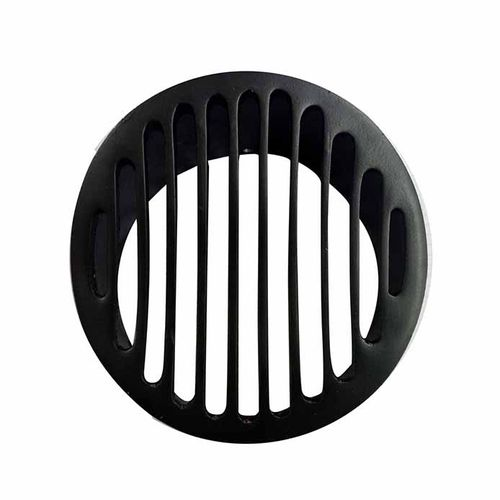 Speedy Riders Customized Heavy Metal Black Headlight Grill For Royal Enfield