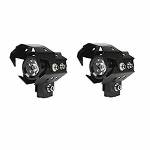 Speedy riders Pair U8 Off Road / DRL Day Time Running / Spot / Bar Light/ Auxiliary SUV Fog Light For Bikes