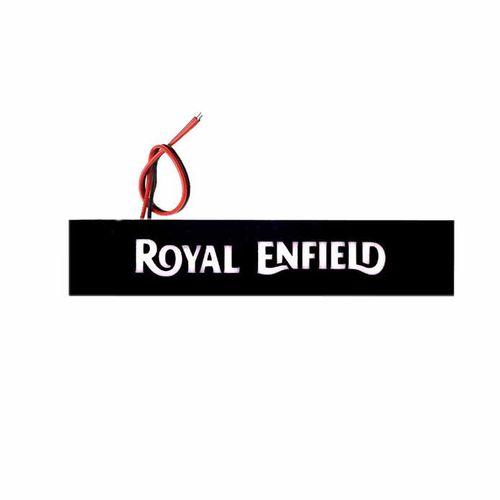 Speedy riders LED Light Royal Enfield Tail Light logo Light