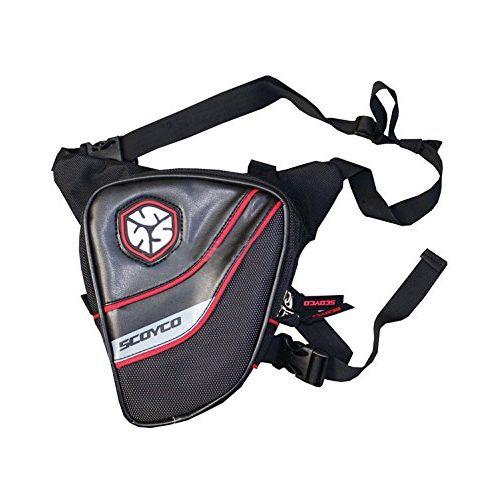 Speedy Riders Scoyco MB14 Bike Thigh Bag Black Color
