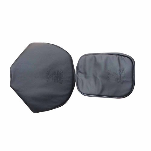 Speedy Riders Customized Best Quality Seat Cover Black For Royal Enfield Classic