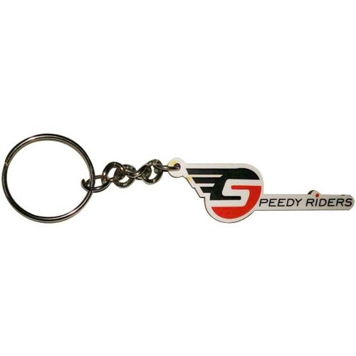 Speedy Riders Key Ring