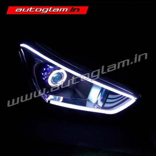 Hyundai Creta Drl Hid Projector Headlights Hid Aghc333n