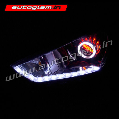 Exclusive Projector Headlights Led Taillights Car Bike Accessories