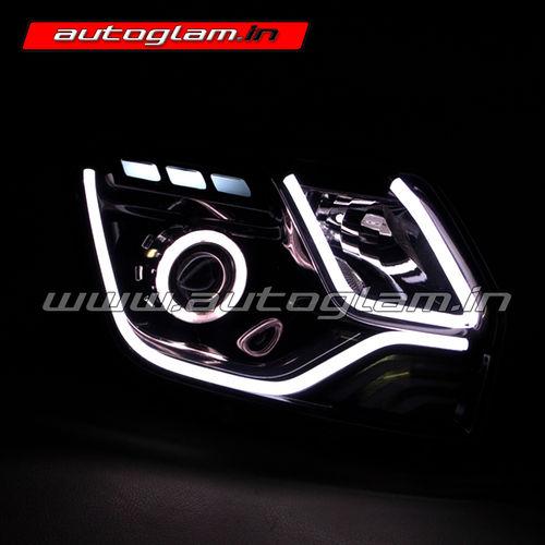 Renault Duster Projector Headlight Custom Headlights