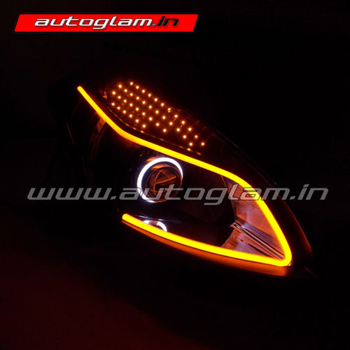 Maruti Suzuki Ertiga Audi Style Projector Headlights