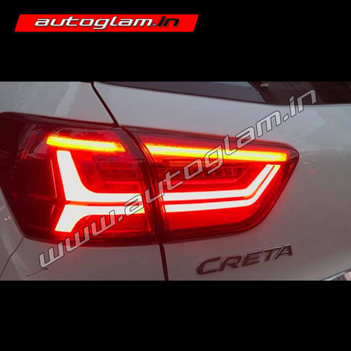Hyundai Creta Audi Style Led Taillights